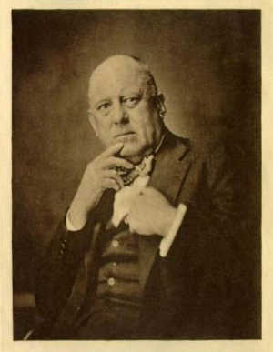 Crowley The Mage, Aleister Crowley