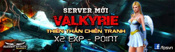Sudden Attack mở máy chủ mới cho game thủ Việt 1