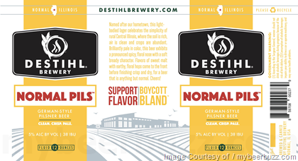 DESTIHL Brewery Normal Pils