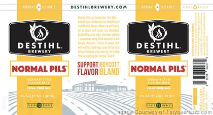 DESTIHL Brewery Normal Pils