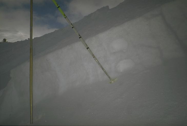 Avalanche Mont Thabor, secteur Punta Bagna, couloir du seuil - Photo 1 - © Duclos Alain