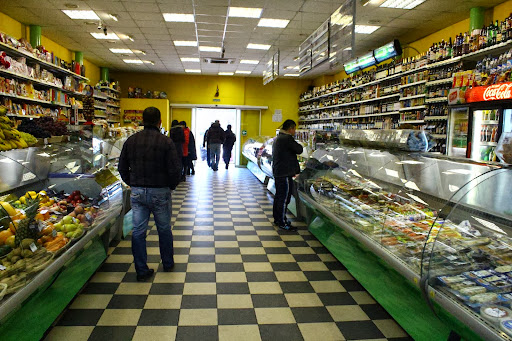Russian supermarket