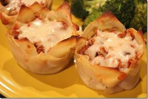 Petite Lasagnas