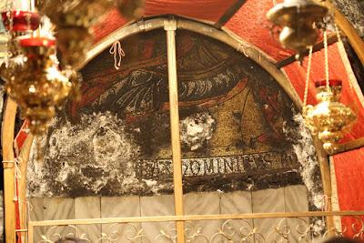 09-Basilique de la grotte de la nativité à Bethleem