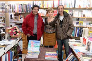 Librairie Anagramme - Dédicace Isabelle d'Estournet Djehizian (GA)
