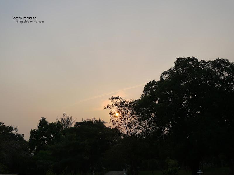 太陽的餘暉02