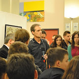 CrossBorder Science - Experience Workshop @ Kaposvar University: Robert Fathauer's Exhibit&Workshop