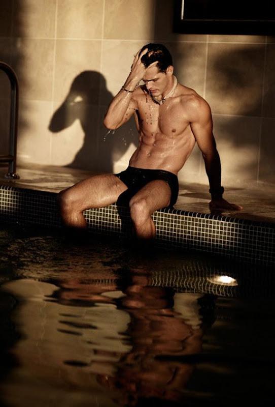 Diego Miguel by John Balsom, GQ Style AU, 2011