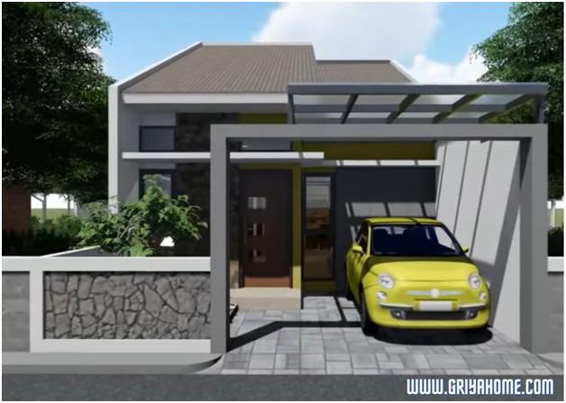 5 tips renovasi rumah tipe 36 Agar Semakin Menarik