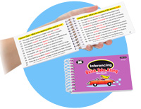 Inferencing Quick Take Along Mini-Book