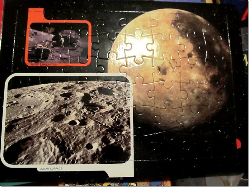 The Solar System: An incredible Journey puzzle book 2