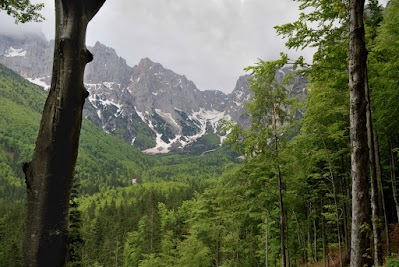 Im Triglav Nationalpark