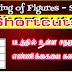 Counting Number of Squares* -------Shortcuts & Tricks-------*  ▪️ப.சக்திவேல் ஆசிரியர்