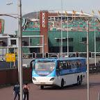 de volvo  amfibie bus van Lovers bij Nemo