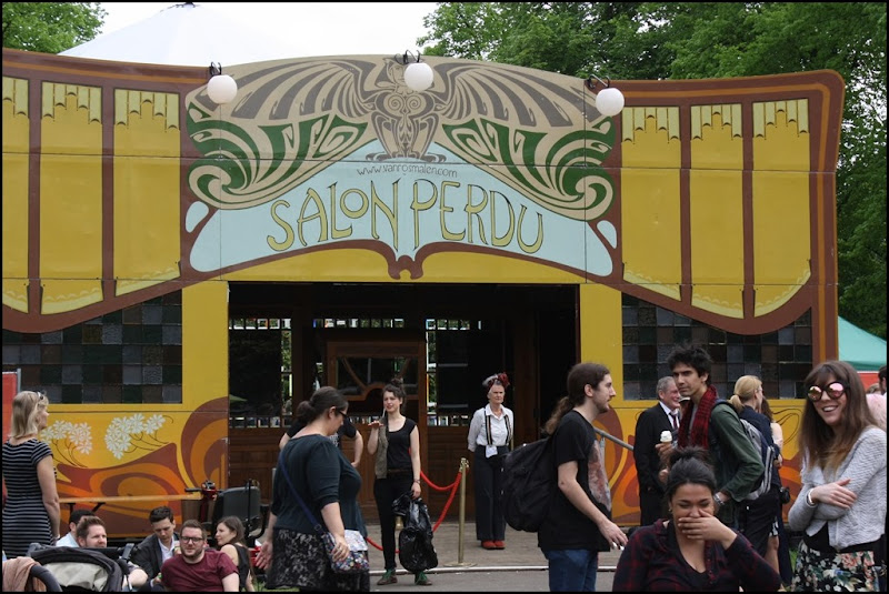 Salon Perdu at the Norfolk and Norwich Festival