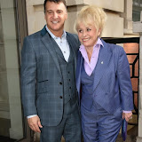 OIC - ENTSIMAGES.COM - Scott Mitchell and Barbara Windsor at the Shooting Stars - book launch party in London 19th May 2015 Photo Mobis Photos/OIC 0203 174 1069