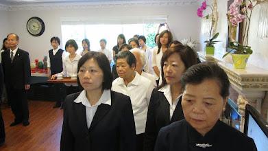 Photo: 2014-09 房氏佛堂遷壇