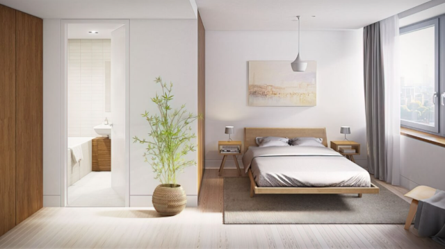 Điểm qua ý tưởng cho nội thất phòng ngủ thêm xịn sò