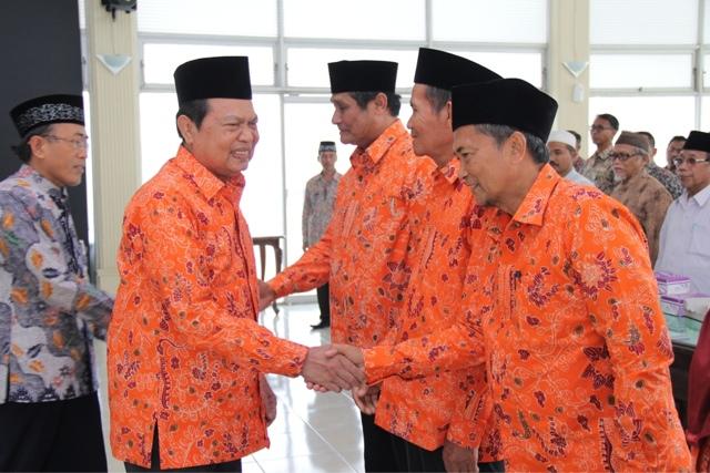 Walikota Mas'ud Yunus Lepas Jabatan Ketua Baznas