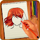 Learn to Draw Hair Styles icon