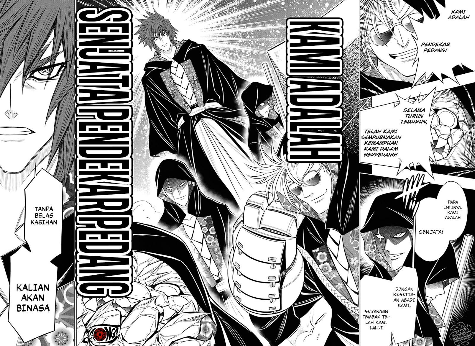 Rurouni Kenshin: Hokkaido-hen Chapter 02-18