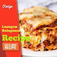 4 Lasagna Recipe Easy - Recipe Ideas
