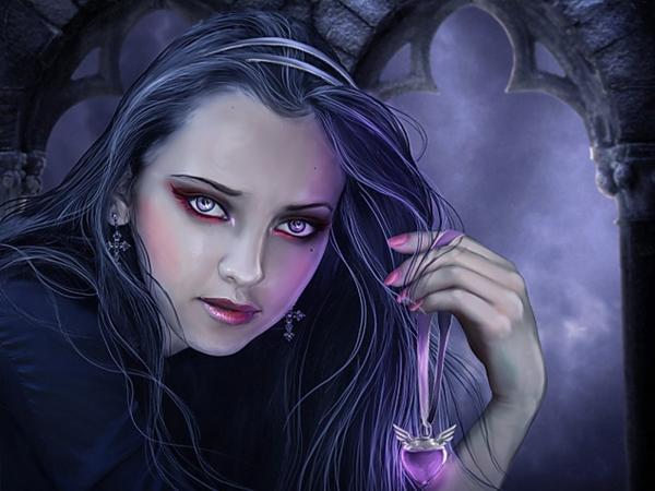 Phantom Princess, Gothic