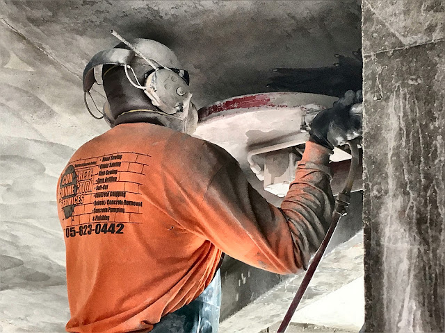 Professional Concrete Cutting