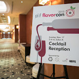 201311FlavorConReception