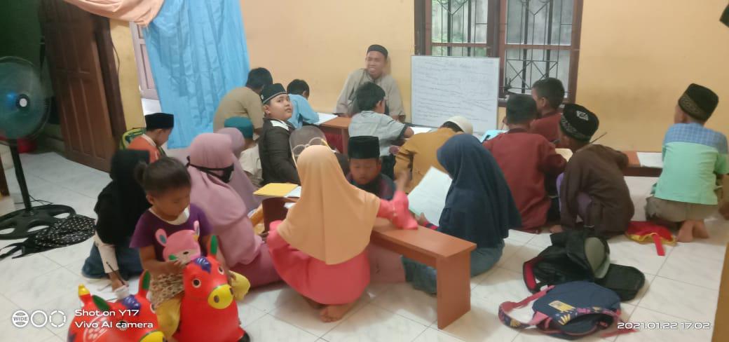 Metode belajar agar lebih Efisien di Rumah Qur'an Binaan Atri Yuanda