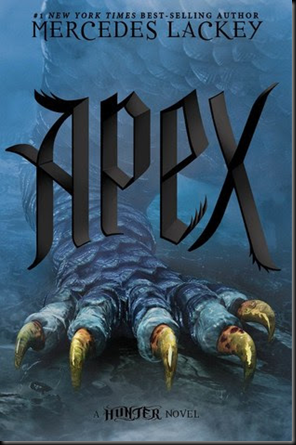 Apex (Hunter #3) by Mercedes Lackey