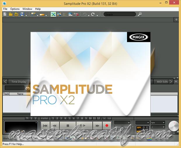Samplitude Pro X2