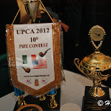 CPCC Chicagoland Int'l Pipe & Tobacciana Show 2012 - Sunday, 10th UPCA Pipe Contest