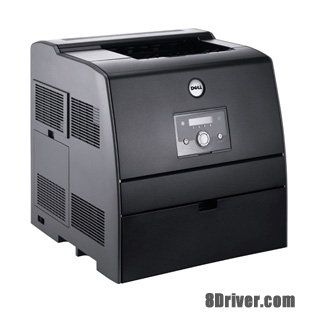Free download Dell 3010cn printer Driver and setup on Windows XP,7,8,10
