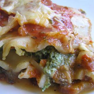 Veg Lasagna