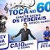 TOCA NO 60 EM ARISCO/GUARUJÁ - DIA 03 DE DEZEMBRO DE 2016