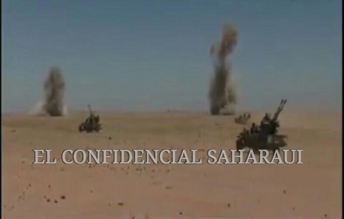 🔴 ÚLTIMA HORA   Los bombardeos llegan a la tercera ciudad saharaui más grande, Smara.
