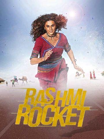 Where To Watch Rashmi Rocket Movie Online