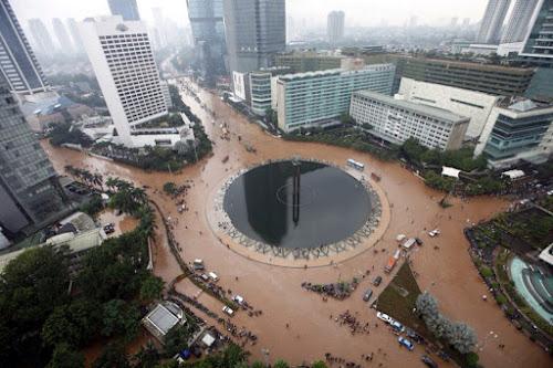 Jakarta Banjir Teruk Jadi Ke Tak Trip Ke Sana