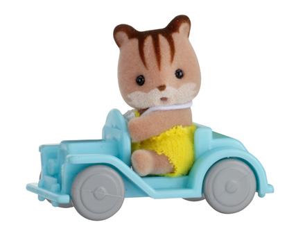 Sóc con đi xe hơi Baby Carry Case 5203 Epoch