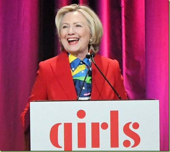 hillarys wild blouse and red