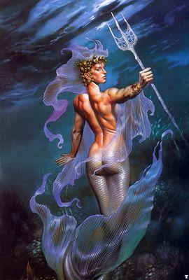 Mistress Of The Ocean, Goddesses