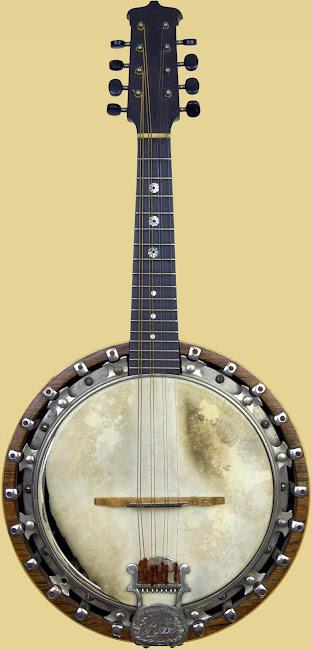 Windsor model 2 Pyxe Banjo Mandolin
