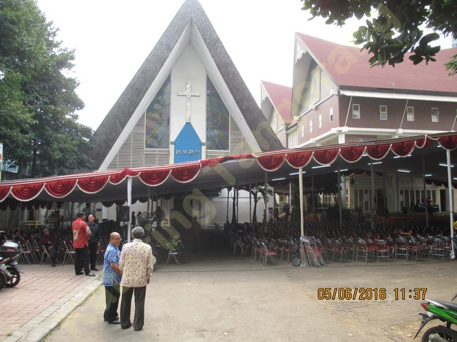 HKBP Sudirman, jl. Setiabudi Jakarta