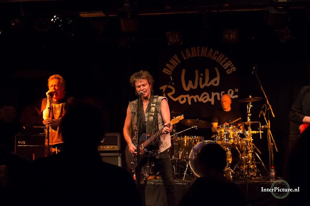 playback  en Dany Lademacher's Wild Romance (Herman droods band) 479