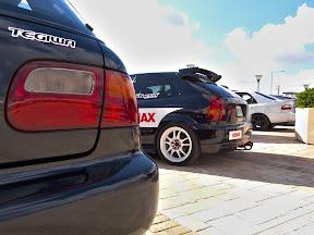 Honda Civics