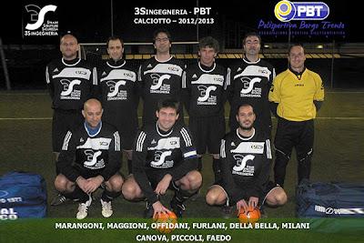 Calciotto / 3S