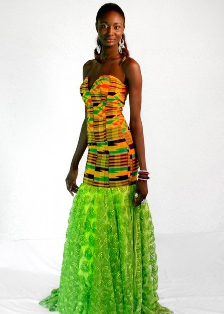12 Top Ghanaian Fashion Dresses 2016 Fashionte