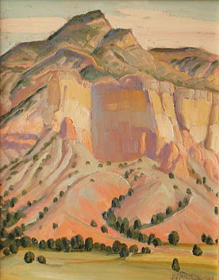 """Abiquiu Cliffs"""
