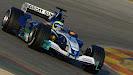 Felipe Massa, Sauber C24 shake down